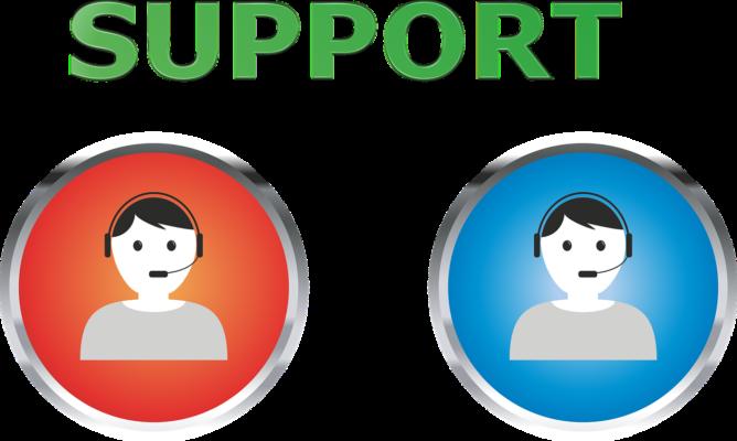 Support und Fernwartung IT service