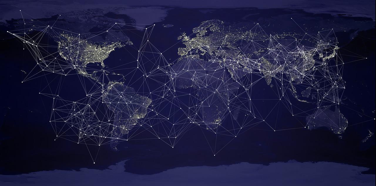 Netzwerk IT Service