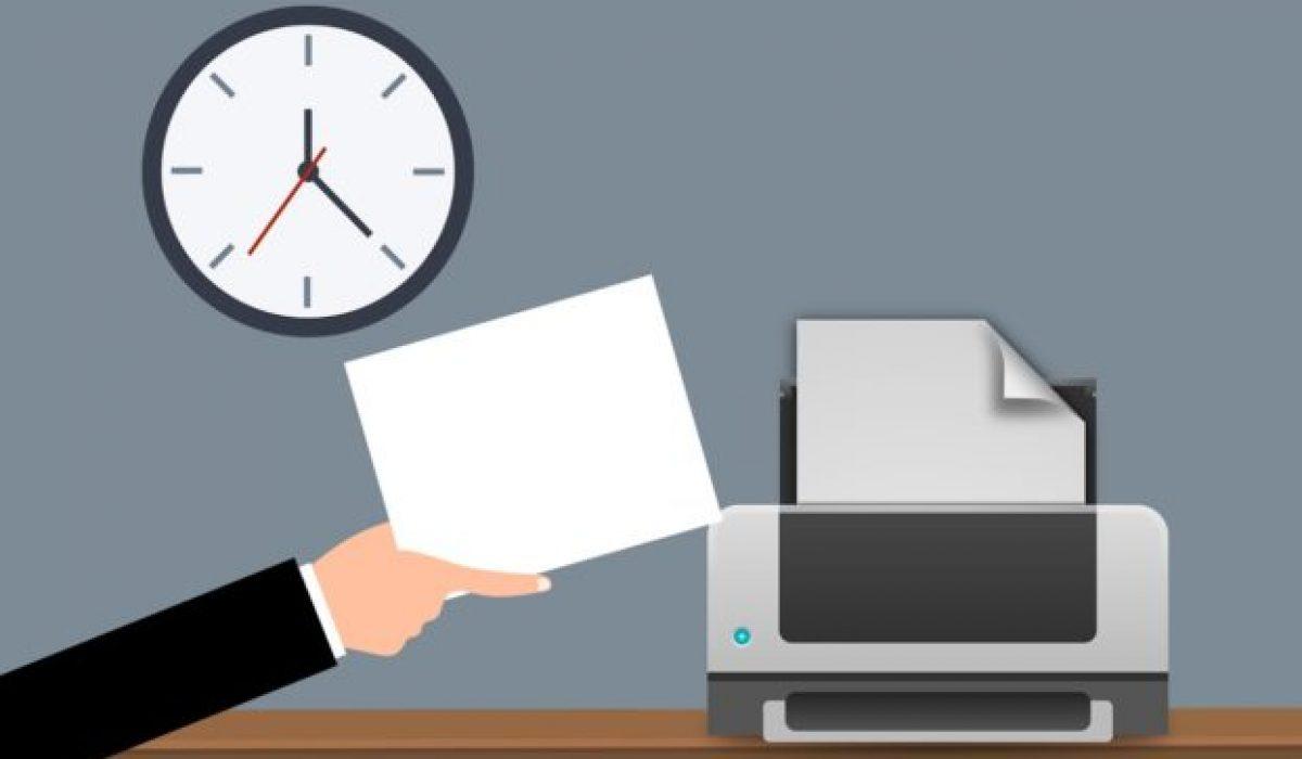 Kopie und Druckservices